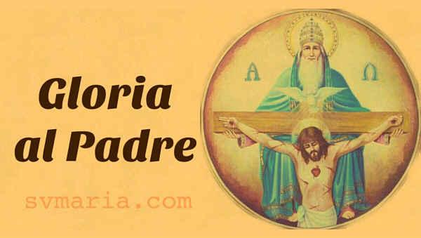 Gloria al Padre preghiera preghiere in italiano trinita foto